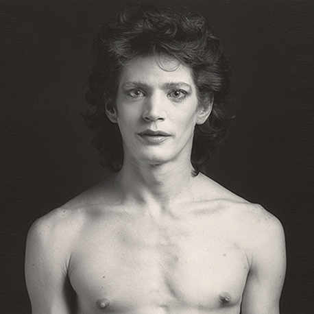 Robert Mapplethorpe, Self-Portrait [Autoportrait], 1980