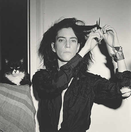 Robert Mapplethorpe, Patti Smith, 1978