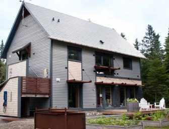 Maison écologique ERE 132