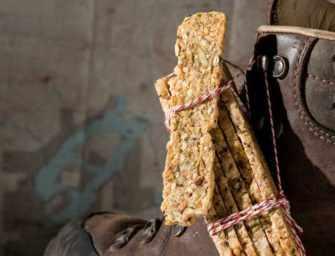 The Finer Cookie: <br>Trail Mix Stix