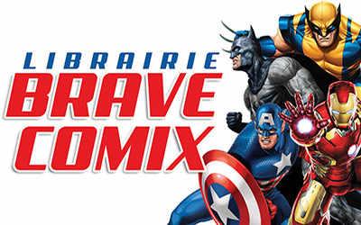 Librairie Brave Comix WestmountMag.ca