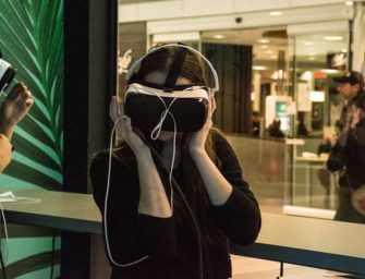 La réalité virtuelle arrive <br>à Alexis Nihon