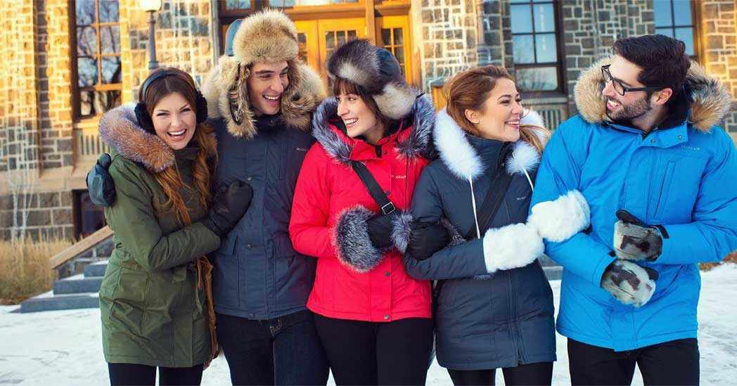 photo manteaux d'hiver Bilodeau winter coats - WestmountMag.ca