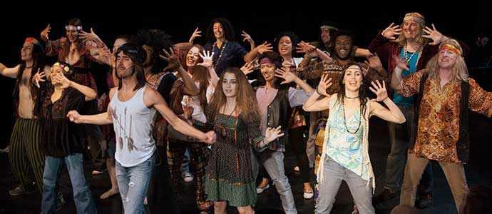 Hair rock musical WestmountMag.ca
