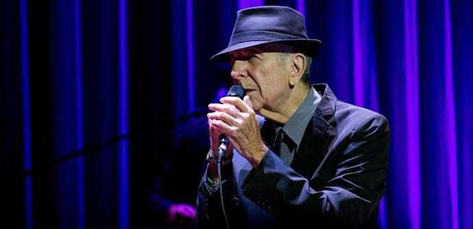 Leonard Cohen WestmountMag.ca
