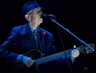 Leonard Cohen, <br>He's Our Man