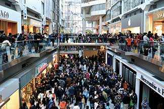 shopping mall WestmountMag.ca
