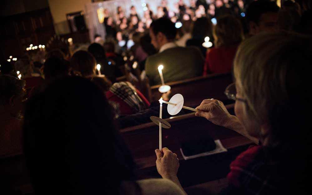 Candlelight Christmas WestmountMag.ca
