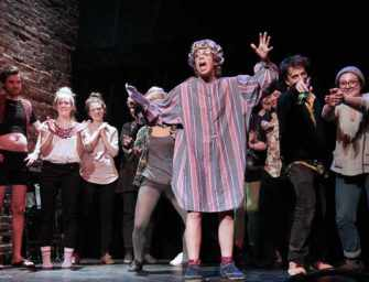 Joketown Gives Birth <br>To Four Funny Playlets