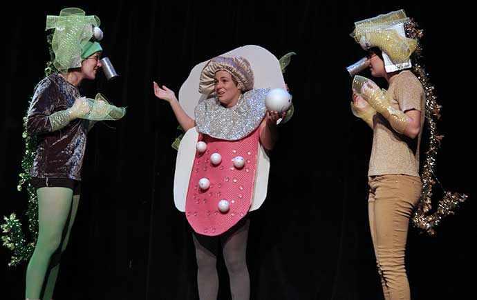 Joketown Théâtre Ste-Catherine WestmountMag.ca