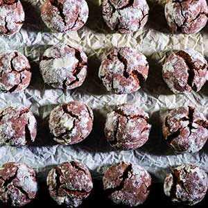 photo: Chocolate Crinkle - WestmountMag.ca