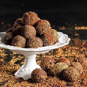 photo: Date & Truffles Cookies - WestmountMag.ca
