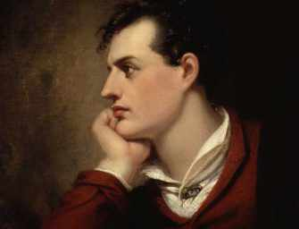 Lord Byron, G. Bernard Shaw, <br>Gene Tunney and me