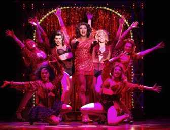 Kinky Boots, <br>extravagant choreography