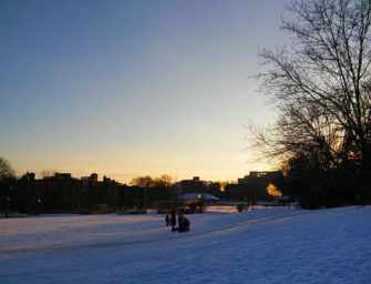 Westmount Here & There <br>January 5, 2017