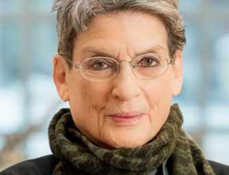 Phyllis Lambert, 75 ans au travail