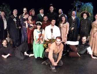 Snowglobe Theatre's <br>Much Ado About Nothing