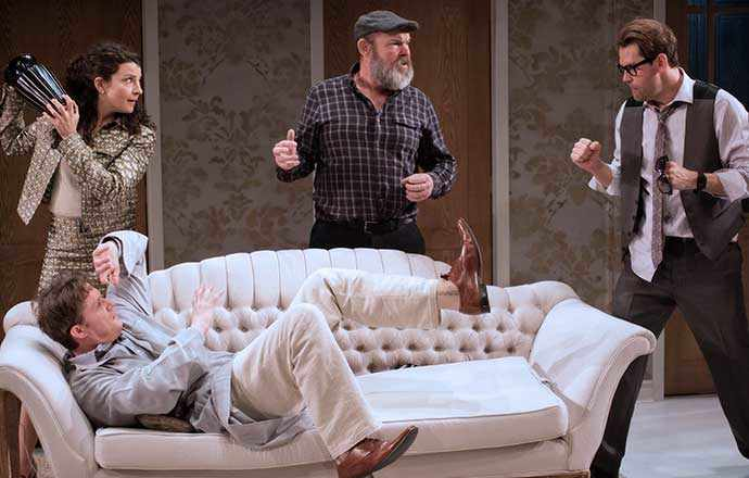 """Noises Off"" Presents ""Nothing On"" - WestmountMag.ca"