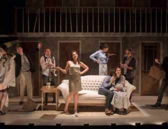 Noises Off is High Octane Show