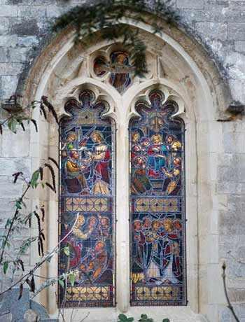 Church of St. Cross Oxford WestmountMag.ca