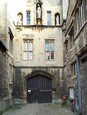 New College Oxford WestmountMag.ca