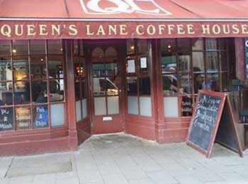 Queens Lane Coffee House Oxford WestmountMag.ca