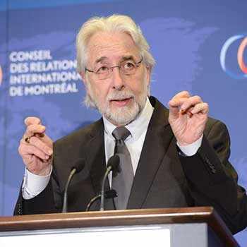 Alain Gingras au CORIM - WestmountMag.ca