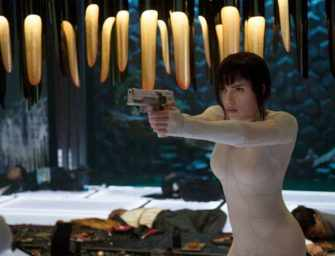 Ghost in the Shell <br>flops at the box office