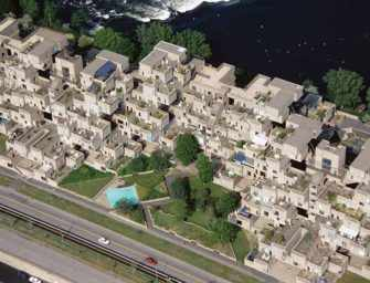 Habitat '67: <br>The Shape of Things to Come