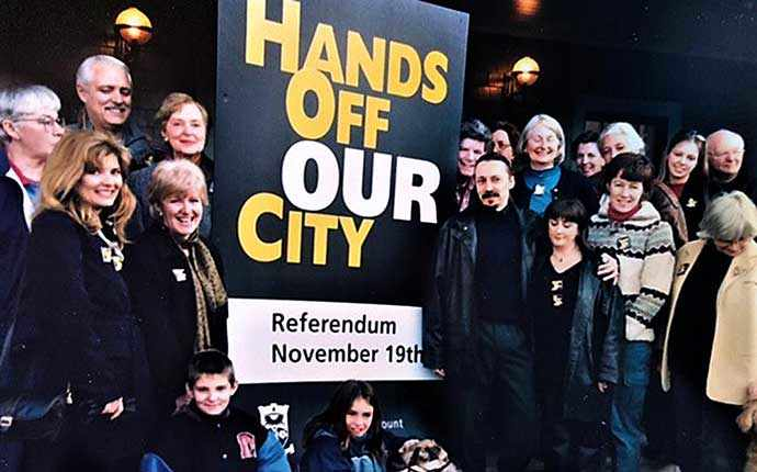 Hands off our city WestmountMag.ca