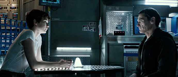 Alien: Covenant - co-produced and directed by Ridley