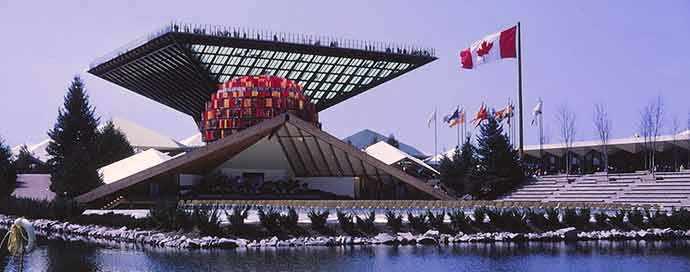 Expo 67 Canada Pavillion WestmountMag.ca