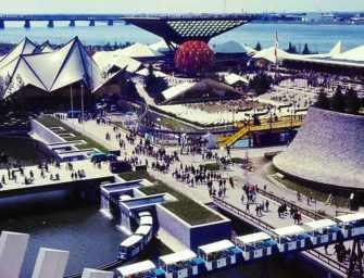 Remembering the <br>joie de vivre of Expo 67