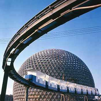 Expo 67 USA minirail WestmountMag.ca