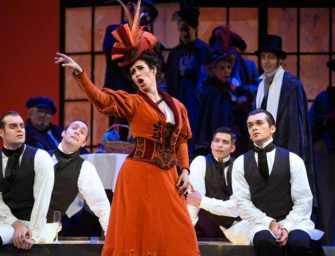 Giacomo Puccini's La Bohème <br>at the Opéra de Montréal