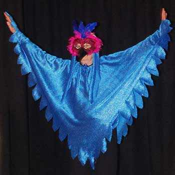 The Birds Dramatis Personae - WestmountMag.ca