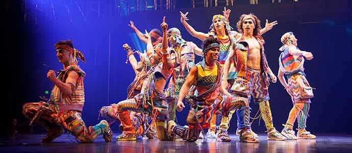 Volta Cirque du Soleil - WestmountMag.ca