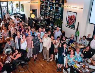 An scéal na hÉireann: <br>Festival Bloomsday Montréal