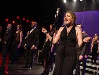 Hello Broadway <br>a joyous musical revue