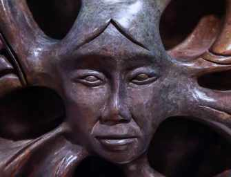 Abraham Anghik Ruben, <br>master Inuvialuit sculptor