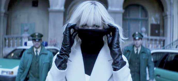 Atomic Blonde – Blonde Atomique – WestmountMag.ca