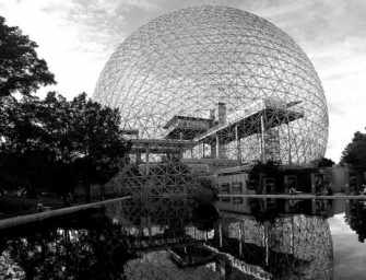 Montreal's Geodesic Dreams <br>at UQAM Centre de Design