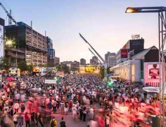 Un parcours d'art public <br>et des rendez-vous festifs