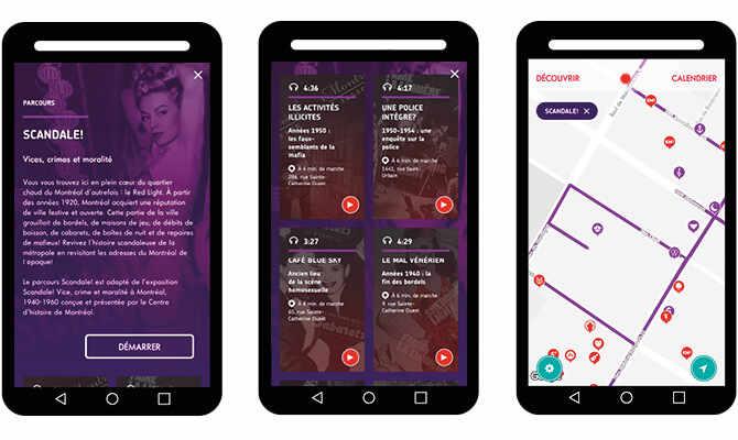 Quartier des Spectacles app – WestmountMag.ca
