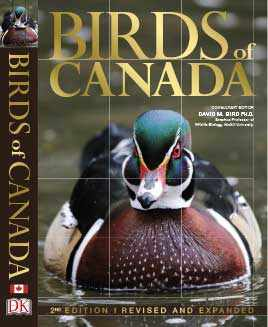 Birds of Canada book - WestmountMag.ca