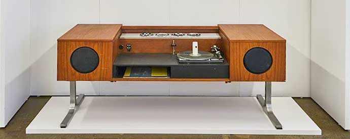 Musée des Ondes Emile Berliner – Electrohome, Stereo Sound System, Model Circa 701C, design Gordon Duern, 1967 – WestmountMag.ca