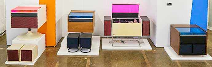 Design Montreal RCA: The sixties and the seventies