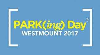 Westmount Parking Day - WestmountMag.ca