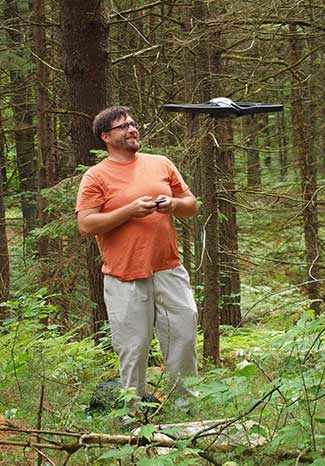 testing drone - Westmountmag.ca