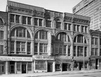 The story of Montreal's <br>greystone buildings